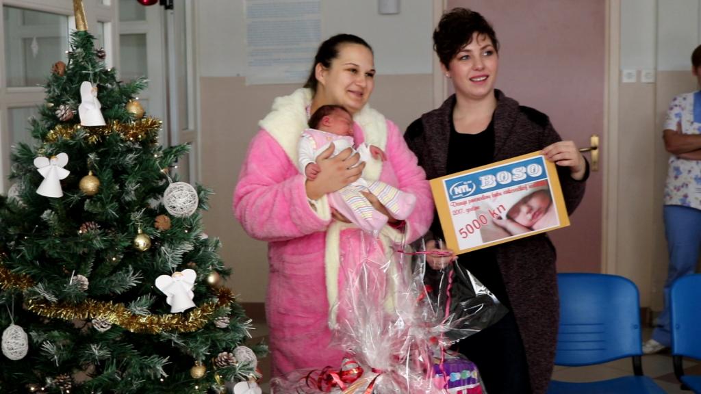 Darivanje prvorođene bebe u 2017.