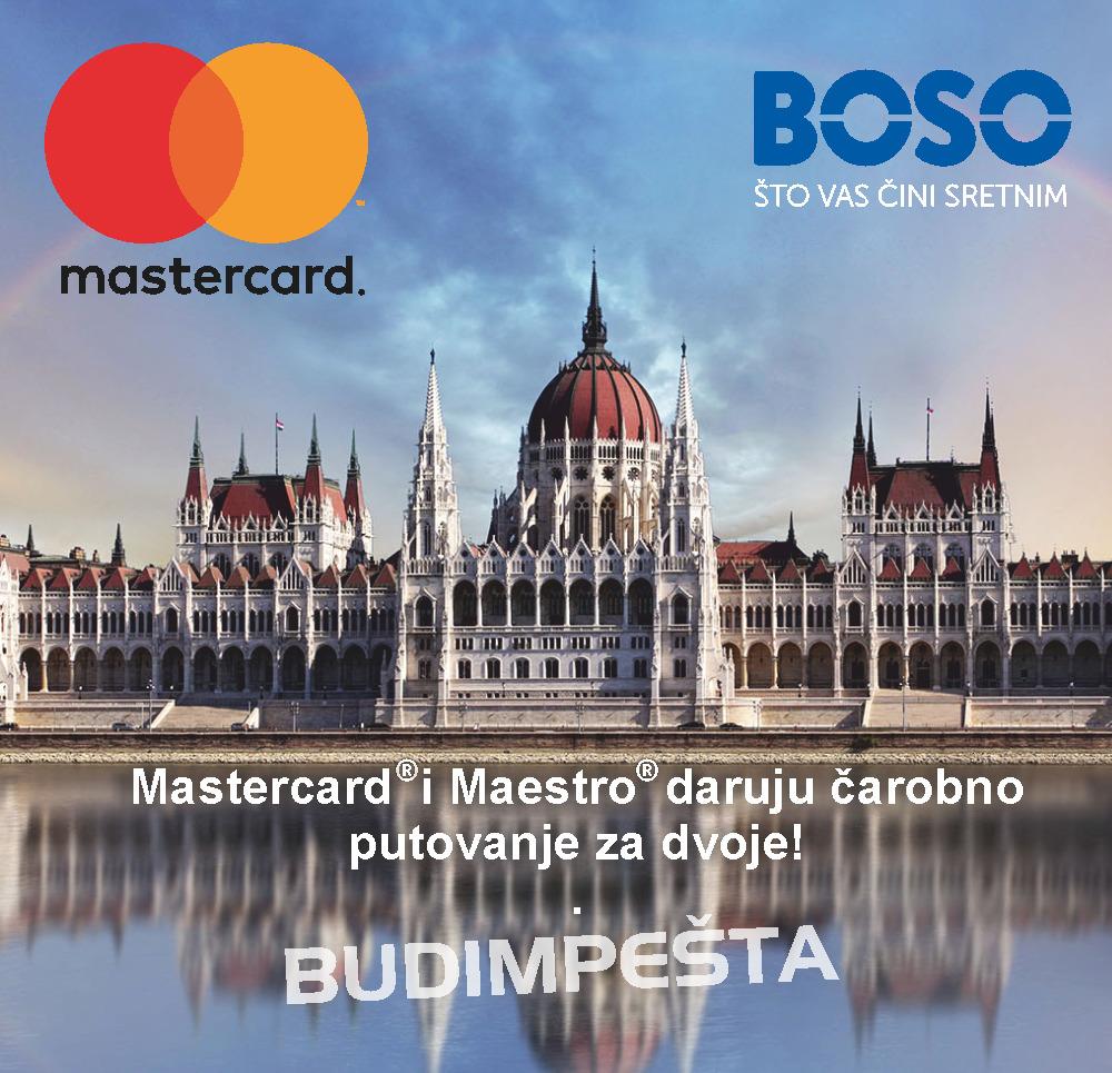 Master Card Budimpešta