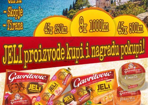 Gavrilović nagradna igra