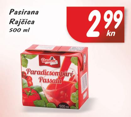 2Pasirana rajčica