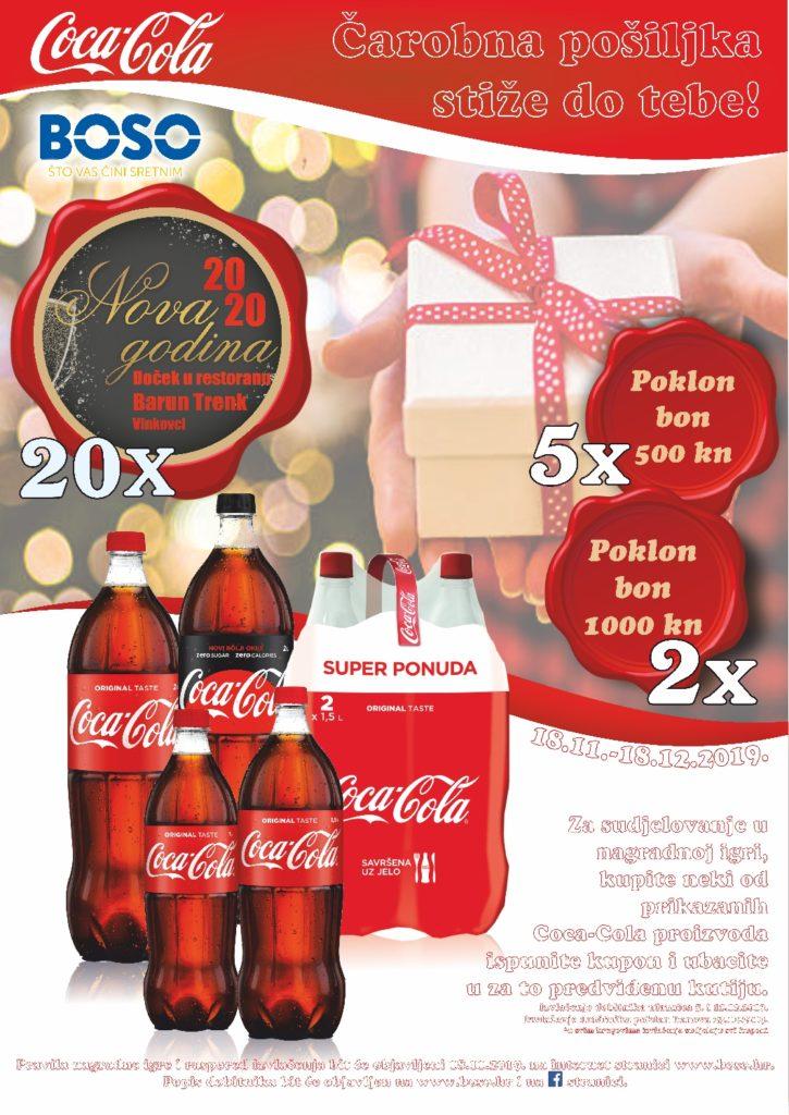 Coca-Cola Nagradna igra
